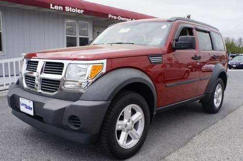 2008 dodge nitro sport utility sxt for sale in carrollton maryland classified. Black Bedroom Furniture Sets. Home Design Ideas