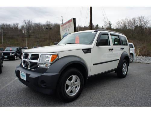 2008 dodge nitro suv 4x4 sxt for sale in beemerville new jersey classified. Black Bedroom Furniture Sets. Home Design Ideas