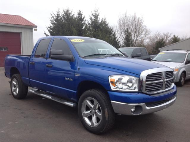 2008 dodge ram 1500 slt canandaigua ny for sale in canandaigua new york classified. Black Bedroom Furniture Sets. Home Design Ideas