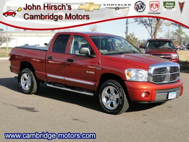 2008 Dodge Ram 1500 Slt For Sale In Cambridge Minnesota