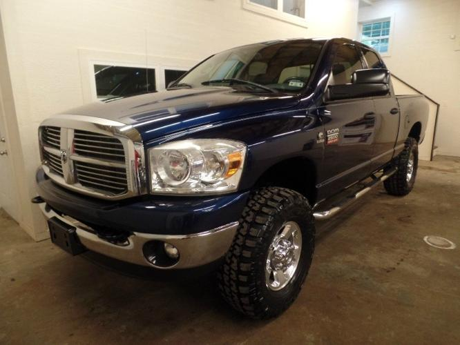 2008 dodge ram 2500 4wd quad cab slt 1 owner new tires we. Black Bedroom Furniture Sets. Home Design Ideas