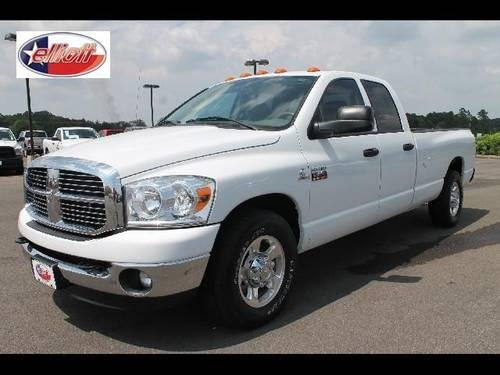 2008 dodge ram 2500 pickup truck for sale in mount pleasant texas classified. Black Bedroom Furniture Sets. Home Design Ideas