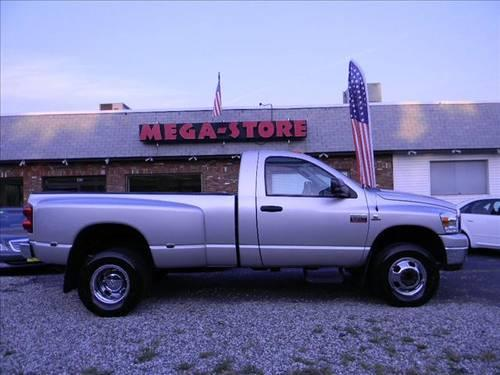 2008 dodge ram 3500 pickup truck slt dually cummins 4x4 for sale in plaistow new hampshire. Black Bedroom Furniture Sets. Home Design Ideas