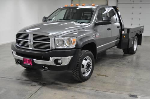 2008 dodge ram 5500 hd chassis truck laramie quad cab for sale in kellogg idaho classified. Black Bedroom Furniture Sets. Home Design Ideas