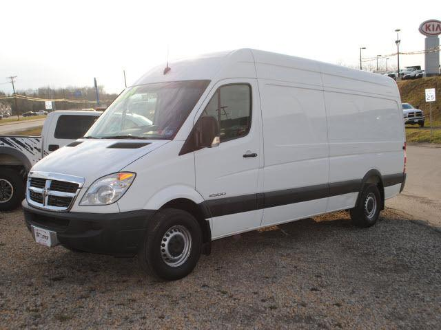 2008 dodge sprinter 2500 for sale in tyrone pennsylvania. Black Bedroom Furniture Sets. Home Design Ideas