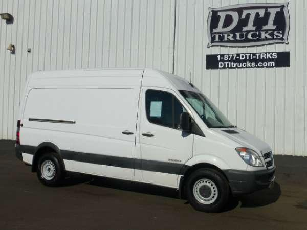 2008 dodge sprinter 2500 crd for sale in denver colorado. Black Bedroom Furniture Sets. Home Design Ideas