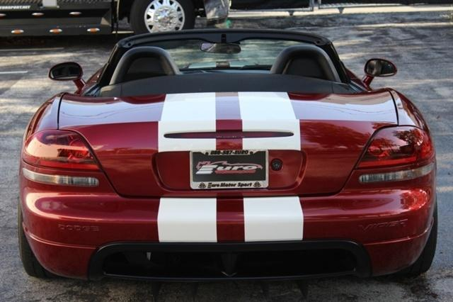 2008 Dodge Viper SRT10 Price On Request