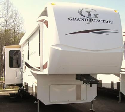 2008 Dutchman Grand Junction 35tms 5th Wheel Like New