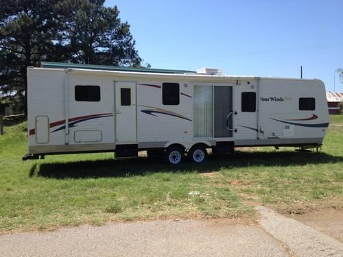 2008 Dutchmen Four Winds Travel Trailer For Sale In