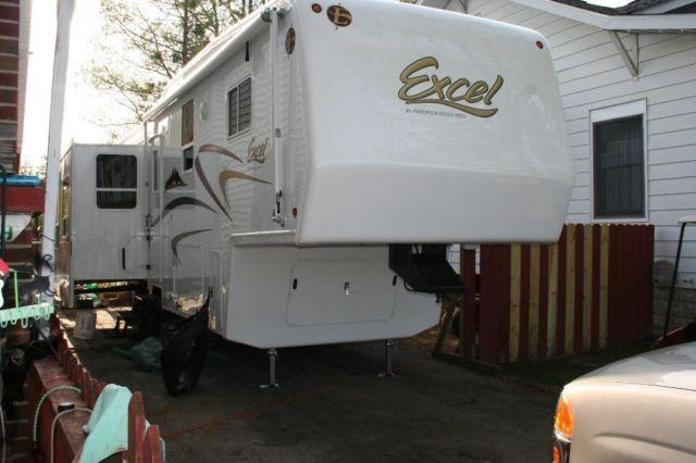 2008 Excel 5th Wheel Classic TKE
