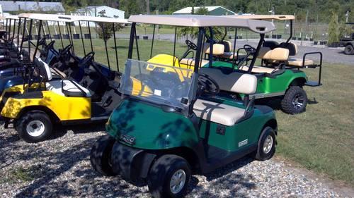 2008 Ezgo T X T Electric Golf Cart Golfcart Precision