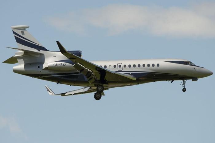 2008 Falcon 7X Price On Request