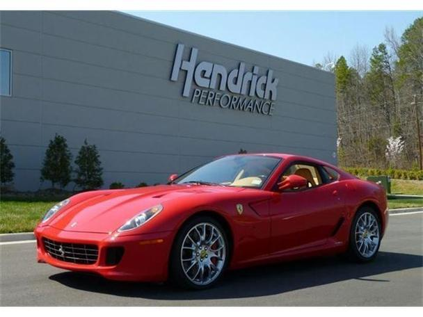 2008 ferrari 599 for sale in charlotte north carolina classified. Black Bedroom Furniture Sets. Home Design Ideas