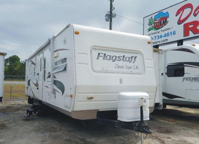 2008 Flagstaff Classic Super Lite Travel Trailer Model