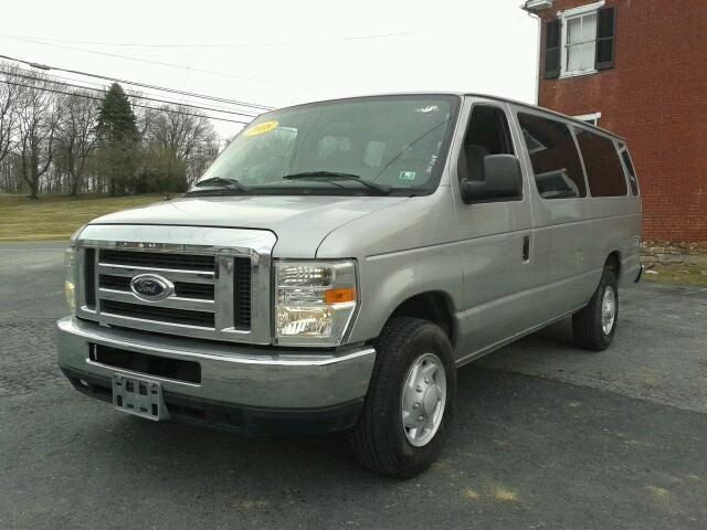 2008 ford e 350 full size passenger 15 passenger xlt for sale in bermudian pennsylvania. Black Bedroom Furniture Sets. Home Design Ideas