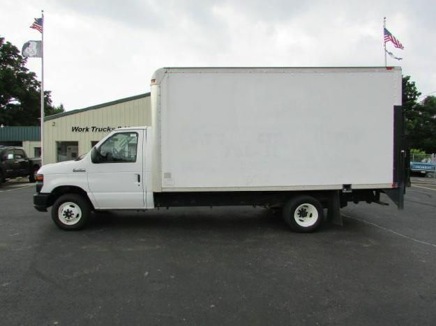 2003 ford e450 super duty box truck