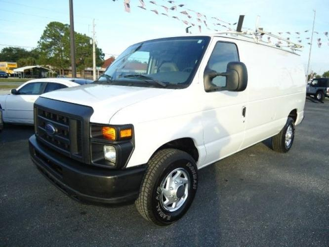 2008 ford econoline cargo van e 250 commercial for sale in englewood florida classified. Black Bedroom Furniture Sets. Home Design Ideas