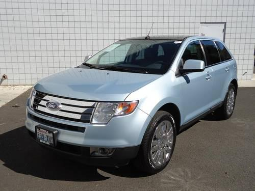 2008 Ford Edge 4 Door Suv Limited For Sale In Spokane