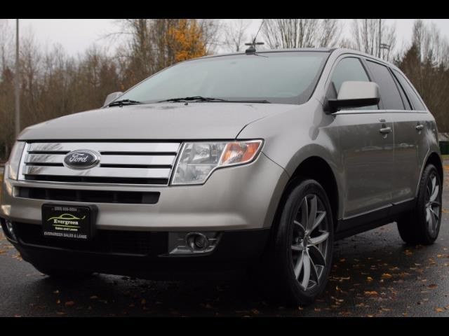 2008 Ford Edge Limited AWD Limited 4dr Crossover