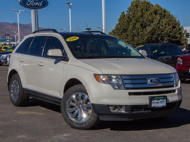 2008 Ford Edge Limited AWD Limited 4dr SUV