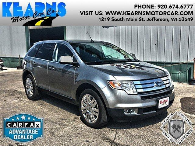 2008 ford edge limited jefferson wi for sale in jefferson wisconsin classified. Black Bedroom Furniture Sets. Home Design Ideas