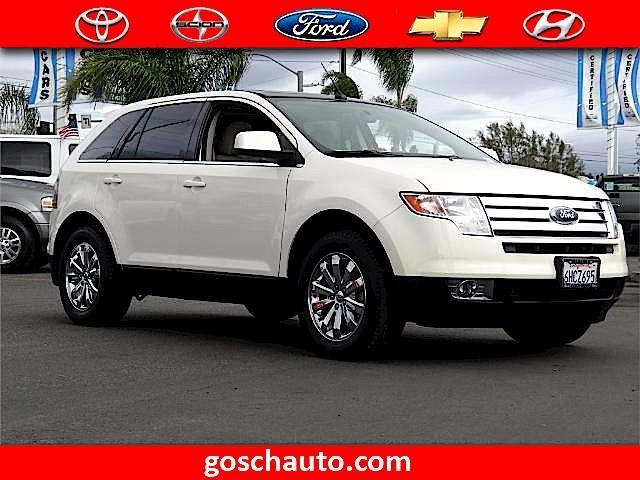 2008 ford edge limited limited 4dr suv for sale in hemet. Black Bedroom Furniture Sets. Home Design Ideas