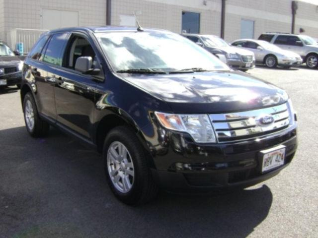 2008 ford edge se for sale in pearl city hawaii classified. Black Bedroom Furniture Sets. Home Design Ideas