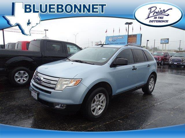 2008 ford edge se se 4dr suv for sale in canyon lake texas classified. Black Bedroom Furniture Sets. Home Design Ideas