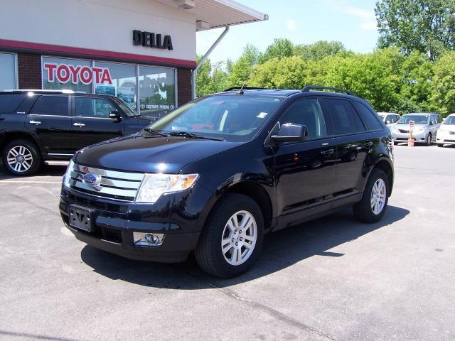 2008 ford edge sel 2008 ford edge sel car for sale in plattsburgh ny 4367470797 used cars. Black Bedroom Furniture Sets. Home Design Ideas