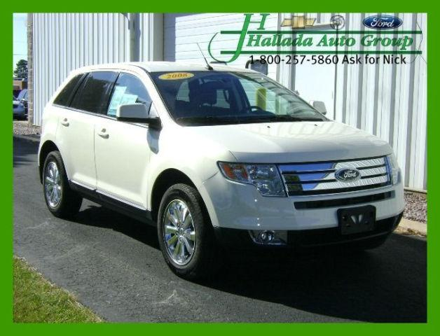 2008 Ford Edge Sel For Sale In Dodgeville Wisconsin