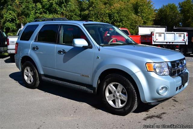 2008 ford escape hybrid for sale in rhinebeck new york classified. Cars Review. Best American Auto & Cars Review