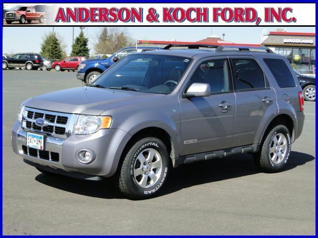 2008 ford escape limited for sale in north branch minnesota classified. Black Bedroom Furniture Sets. Home Design Ideas
