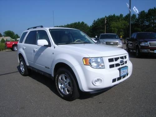 2008 ford escape suv 4 door for sale in isanti minnesota classified. Black Bedroom Furniture Sets. Home Design Ideas