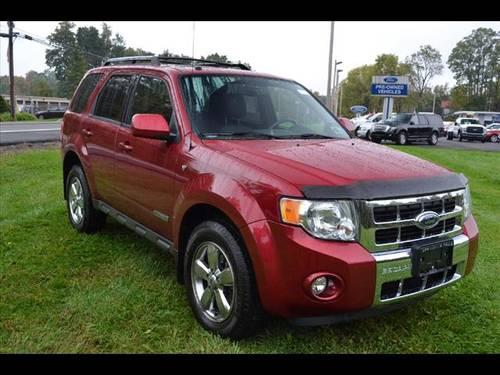 2008 ford escape suv limited for sale in rhinebeck new york classified. Black Bedroom Furniture Sets. Home Design Ideas