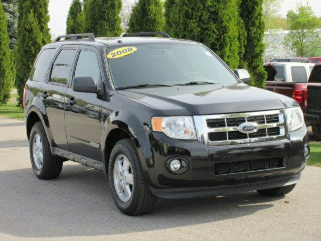 2008 ford escape xlt awd xlt 4dr suv i4 for sale in meskegon michigan classified. Black Bedroom Furniture Sets. Home Design Ideas