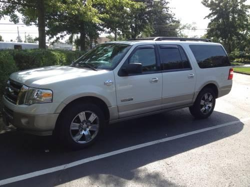 2008 ford expedition el king ranch 4 x 4 for sale in waretown new jersey classified. Black Bedroom Furniture Sets. Home Design Ideas