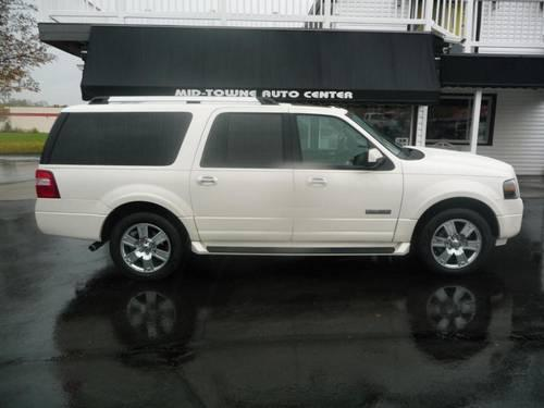 2008 ford expedition el limited for sale in blue ball ohio classified. Black Bedroom Furniture Sets. Home Design Ideas
