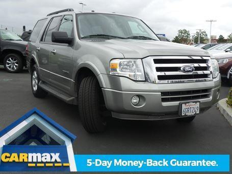 2008 Ford Expedition XLT 4x2 XLT 4dr SUV