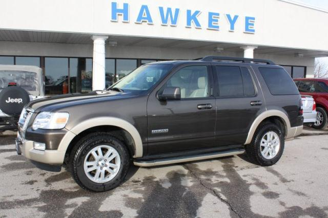 2008 ford explorer eddie bauer for sale in red oak iowa classified. Black Bedroom Furniture Sets. Home Design Ideas