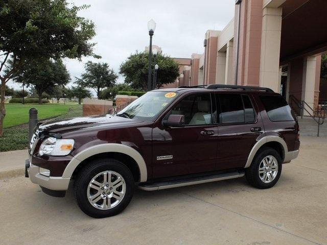 2008 ford explorer eddie bauer for sale in waxahachie texas classified. Black Bedroom Furniture Sets. Home Design Ideas