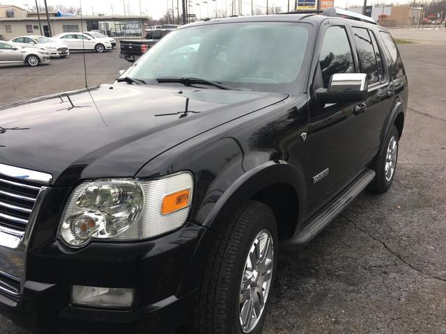 2008 ford explorer limited 4x4 limited 4dr suv v8 for sale in elkhart indiana classified. Black Bedroom Furniture Sets. Home Design Ideas
