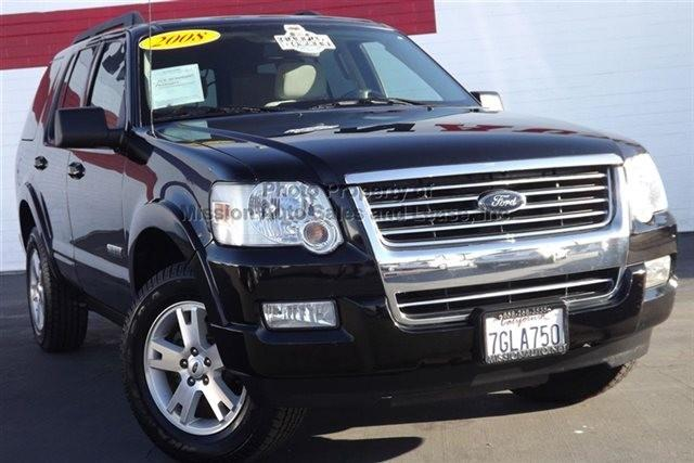 2008 ford explorer rwd 4dr v6 xlt for sale in oceanside california classified. Black Bedroom Furniture Sets. Home Design Ideas