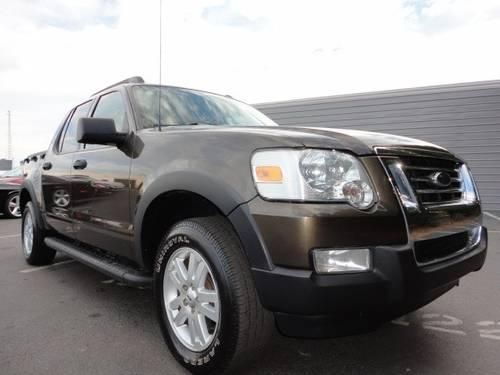 2008 ford explorer sport trac suv 4dr rwd spt trac xlt xlt for sale in guthrie north carolina. Black Bedroom Furniture Sets. Home Design Ideas