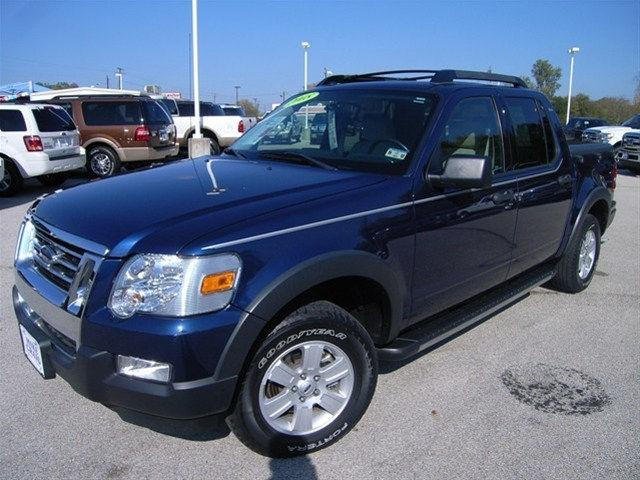 2008 ford explorer sport trac xlt for sale in gilmer texas classified. Black Bedroom Furniture Sets. Home Design Ideas