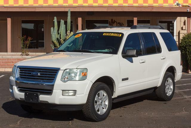 2008 ford explorer xlt 4x2 xlt 4dr suv v6 for sale in tucson arizona classified. Black Bedroom Furniture Sets. Home Design Ideas
