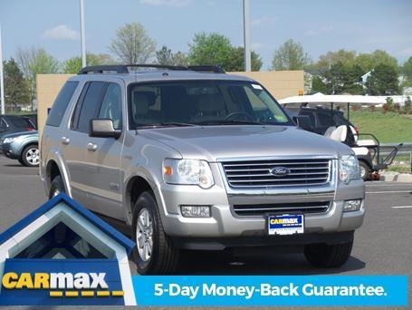 2008 ford explorer xlt 4x4 xlt 4dr suv v6 for sale in laurel maryland classified. Black Bedroom Furniture Sets. Home Design Ideas