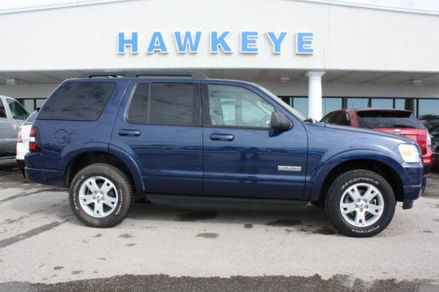 2008 ford explorer xlt for sale in red oak iowa classified. Black Bedroom Furniture Sets. Home Design Ideas