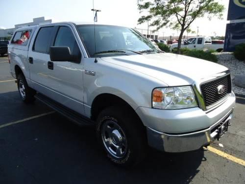 2008 ford f 150 4d crew cab xlt for sale in green bay wisconsin classified. Black Bedroom Furniture Sets. Home Design Ideas