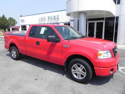 2008 ford f 150 4d extended cab stx for sale in chesterfield missouri classified. Black Bedroom Furniture Sets. Home Design Ideas