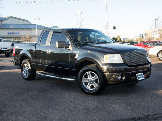 2008 Ford F-150 60th Anniversary Edition 4x2 60th